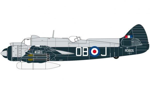 Markings 2 Airfix Bristol Beaufighter Mk.X Late 1:72 Scale A05043