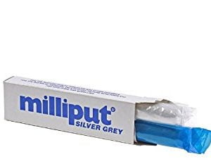 Contents Milliput Silver Grey MPP-2