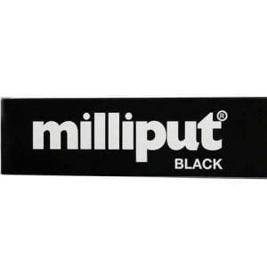 Milliput Fine Black MPP-5