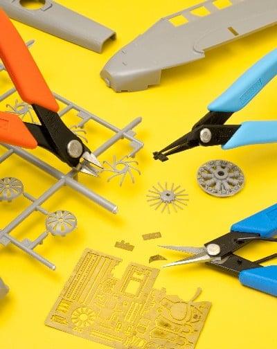 Xuron TK 3200 Professional Modelers Tool Kit Set 90337