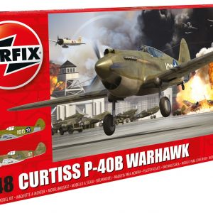 Curtiss P-40B Warhawk 1:48 Scale A05130
