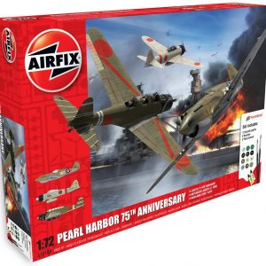 Pearl Harbor 75th Anniversary Gift Set 1:72 A50180