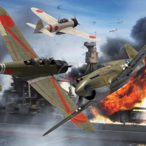 In Battle Pearl Harbor 75th Anniversary Gift Set 1:72 A50180