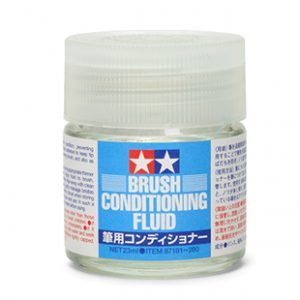 Tamiya Brush Conditioning Fluid 87181