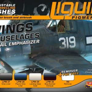 Lifecolor Liquid Pigments Wings and Fuselages LP06