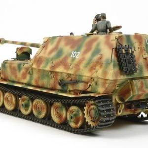 Rear German Tank Destroyer Elefant by Tamiya 35325
