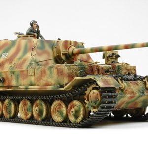 Side German Tank Destroyer Elefant by Tamiya 35325