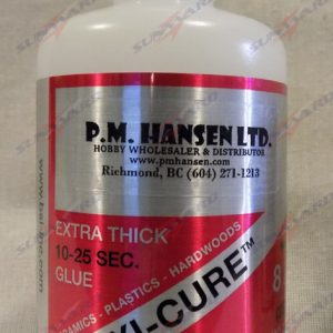 Bob Smith Maxi Cure Extra Thick CA Glue 227ml BSI114 BSI 114