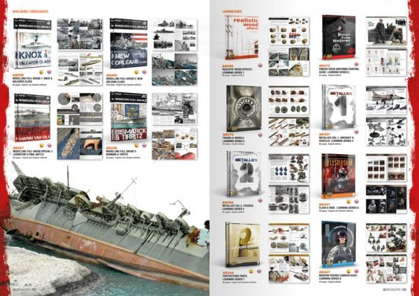 AK Catalogue 2019 by AK Interactive AKI 292