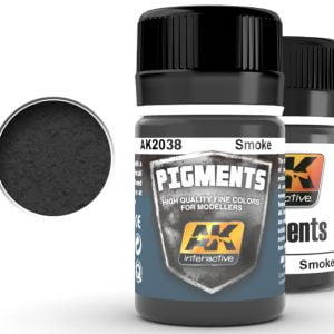 Smoke Pigment by AK Interactive AKI 2038