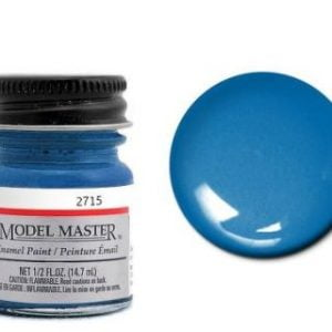 Model Master Car and Truck Enamel Paint French Blue 271506