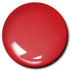 Model Master Car and Truck Enamel Paint Stop Light Red Metallic 2724