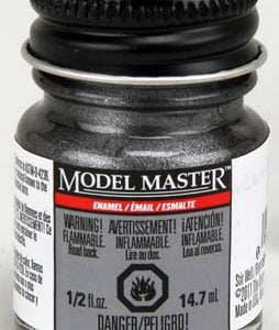 Model Master Car and Truck Enamel Paint Grey Gray Metallic 2753041