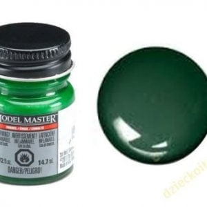 Model Master Car and Truck Enamel Paint Bright Green 277301
