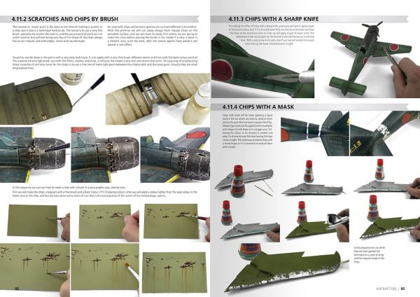 Chips Aircraft Scale Modelling FAQ BY AK Interactive AKI 276