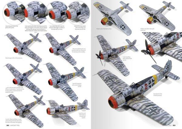 Planes Aircraft Scale Modelling FAQ BY AK Interactive AKI 276