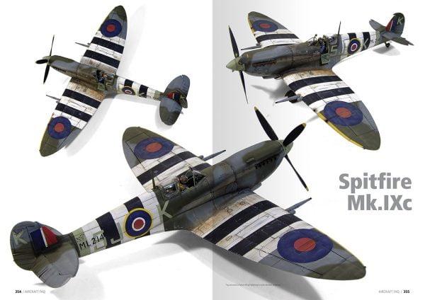 More Planes Aircraft Scale Modelling FAQ BY AK Interactive AKI 276