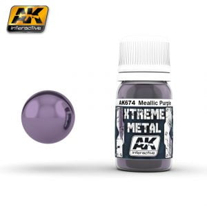 Xtreme Metal Metallic Purple Paint AK Interactive AKI 674