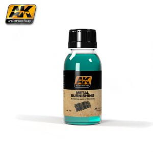 Metal Burnishing Fluid AK Interactive AKI 159
