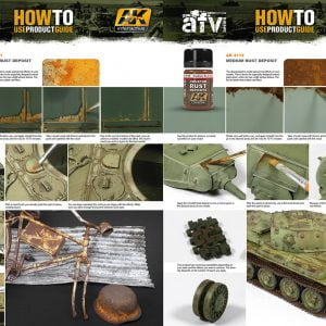 Inside 1 AK Catalogue by AK Interactive AKI