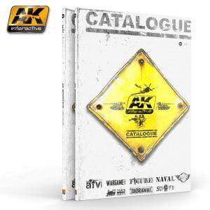 AK Catalogue by AK Interactive AKI