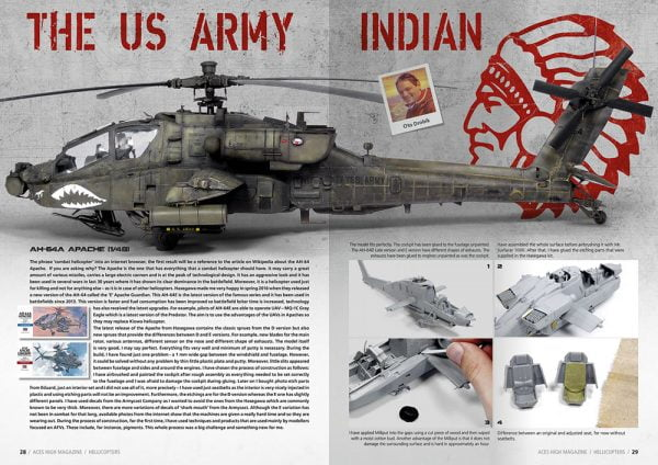 Inside 2 Aces High Issue 09 Hellicopters by AK Interactive AKI