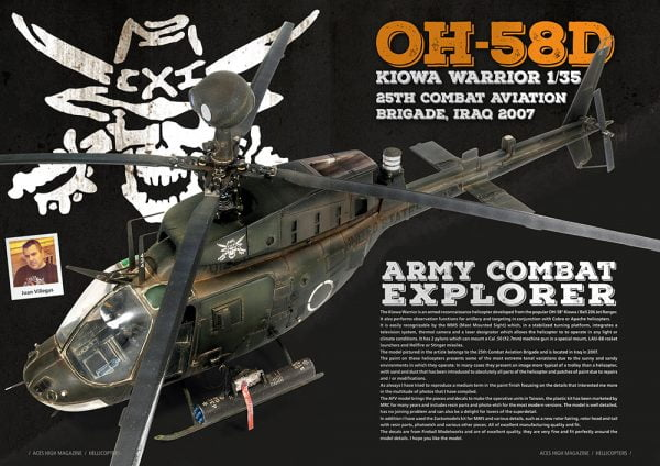 Inside 6 Aces High Issue 09 Hellicopters by AK Interactive AKI