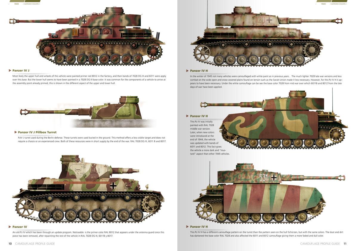 1945 German Colors By Ak Interactive Aki 403