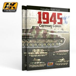 1945 German Colors by AK Interactive AKI 403