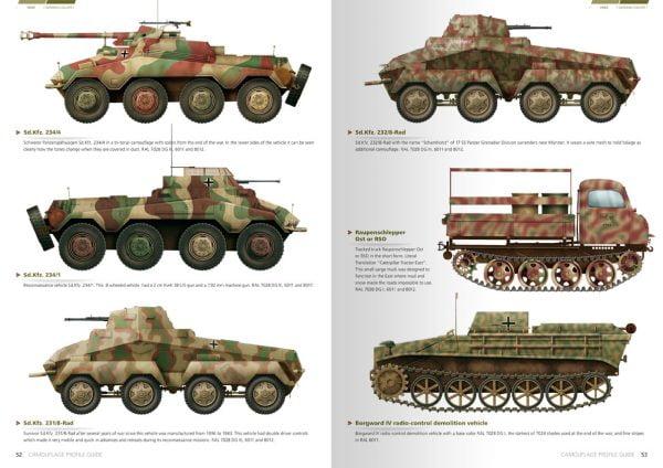 Inside 4 1945 German Colors by AK Interactive AKI 403