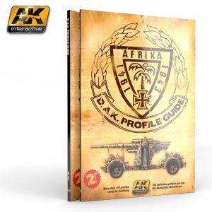 D A K Profile guide by AK Interactive AKI 271