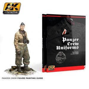 Panzer Crew Uniforms by AK Interactive AKI 272