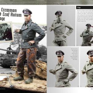 Inside 4 Panzer Crew Uniforms by AK Interactive AKI 272