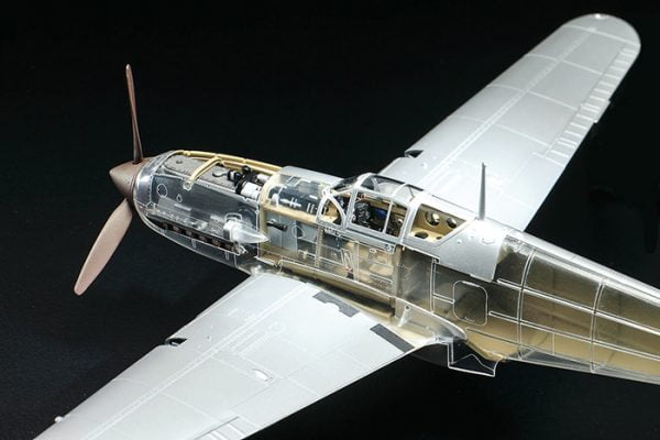 Clear View Tamiya Kawasaki Ki-61-Id Hien Tony 61115