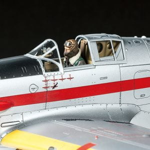 Pilot Tamiya Kawasaki Ki-61-Id Hien Tony 61115