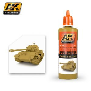 Dark Yellow Primer by AK Interactive AKI 176