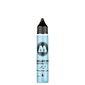 Masking Liquid Refill 30 ml by Molotow MLW 600