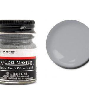 Model Master American FS Enamel Paints Aluminum 1781
