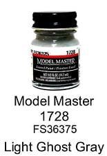Model Master American FS Enamel Paints Light Ghost Grey 1728