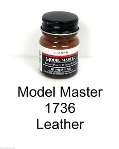 Model Master American FS Enamel Paints Leather 1736