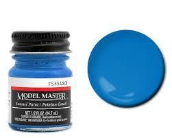Model Master Enamel Paints Bright Blue 203223