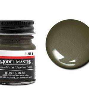 Model Master Enamel Paints Braunviolett RLM81 2090