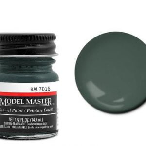 Model Master Enamel Paints Anthracitgrau 210106