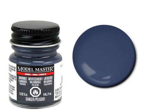 Model Master Enamel Paints 5 N Navy Blue Usn 2158