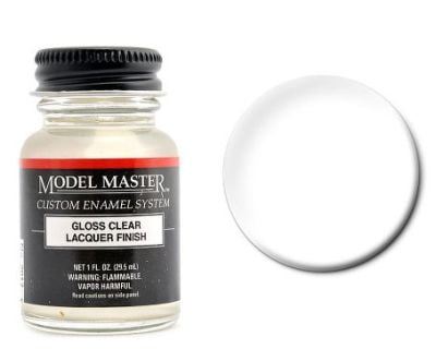 Model Master Gloss Clear Lacquer 2017
