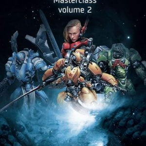 Painting Miniatures from A to Z Masterclass Vol II by Vallejo 75010