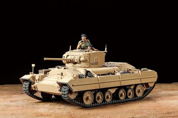 British Infantry Tank Mk III Valentine Mk II IV by Tamiya 35352