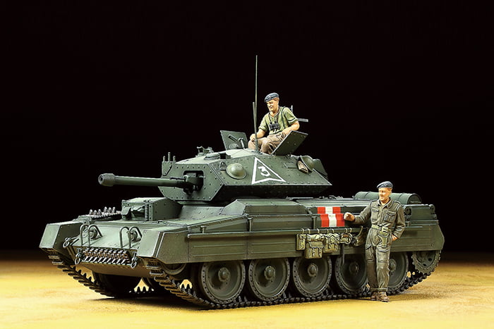 1:35 Scale Miniature Tanks