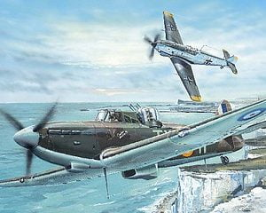 F1 Boulton Paul Defiant Aircraft by Trumpeter 2899