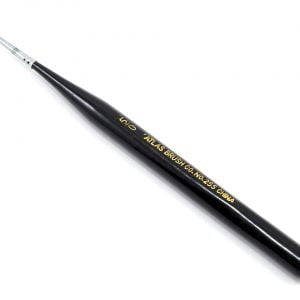 Atlas Golden Taklon Detail Brush 5-0 Style 255 5-0